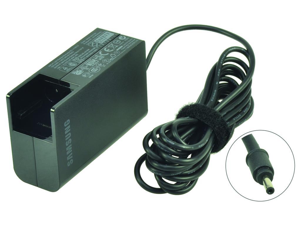 AC Adapter til Asus Samsung 19V 2.1A 40W Kabler og